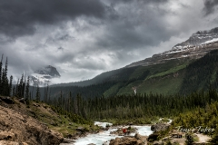 Canadian Rockies majesty